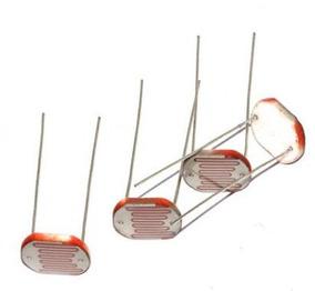 Ldr 12528 Photoresistor Fotocondutor Resistor Dependente