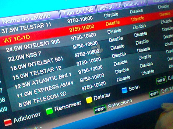 Faça Monte Sua Antena Tv Canal Livre Fta Bandas C E Ku-curso