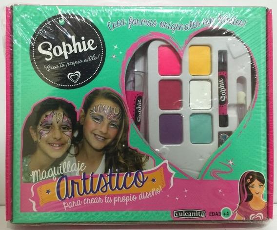 Vulcanita Sophie Artistic Make Up Int 6190 Maquillaje Artist