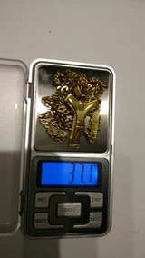 Vendo Cordão De Ouro 18k 750