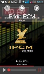 Aplicativo Mobile Android Para Web Rádio E Rádio Fm