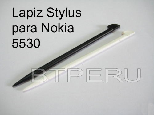 Lapiz Optico Stylus Lapicero Puntero Nokia 5530 Original