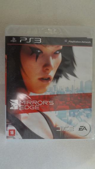 Mirrors Edge Para Ps3 (black Label) - Novo E Lacrado
