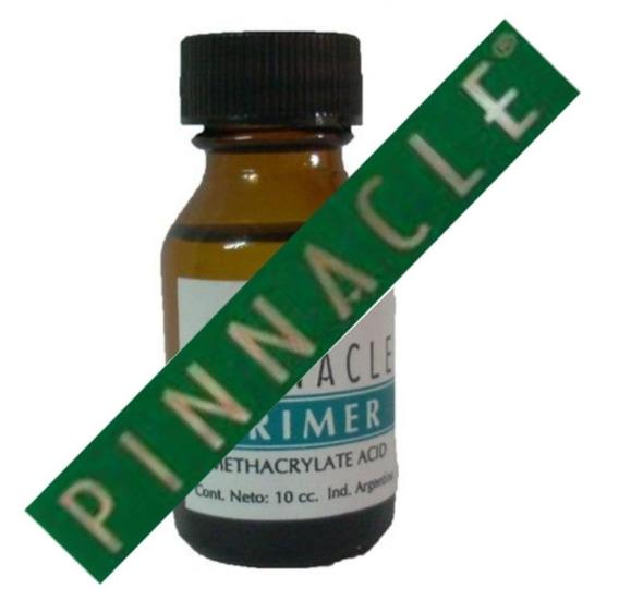 Primer C Acido Pinnacle Uñas Acrilicas Y Gelificadas X 10ml