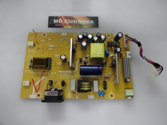 Placa Fonte 715g2852-3-4 Ver B - Monitor Aoc 1619s