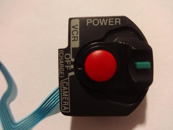 Chave De Controle Filmadora Sony Dcr-trv130 147642321 Novo