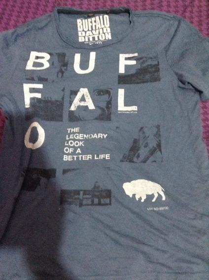 Playera Buffalo David Bitton Talla Xl(raw State,ed Hardy,tru