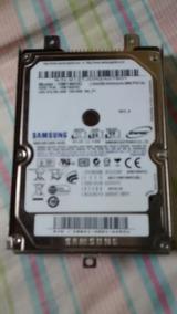Hd Samsung. Modelo:hm160hc (160gb/5400rpm/8m/pata) Hdd P/n