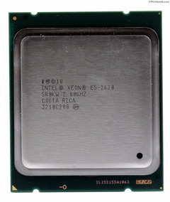 Processador Intel Xeon E5-2620 15m 2.00 Ghz 7.2gt Lga2011