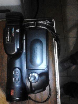 Vendo Camara Filmadora Marca Cannon Profesional