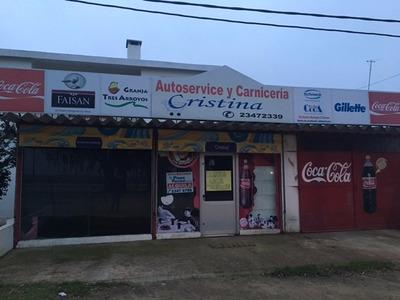 Alquilo Local Comercial & Deposito En Ciudad Del Plata Ru 1