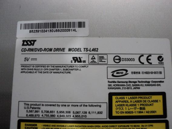 Cd-rw Dvd-rom Drive Ts-l462 Ecs G557s