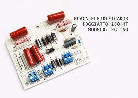 Placa Para Eletricador De Cerca Até 300 Hectares 127v/220v
