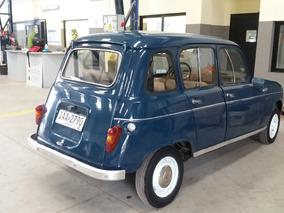 Vendo Renault 4 Mini S Año 1971