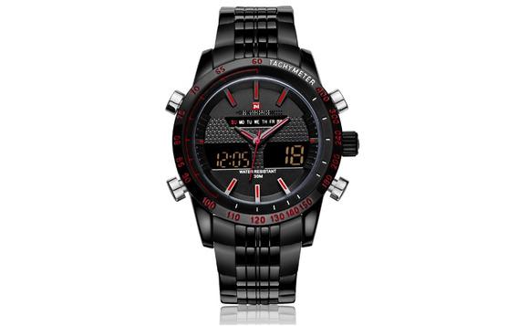 Relógio De Pulso Importado Modelo Gt De Luxo
