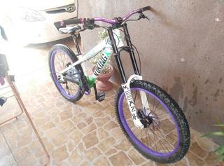 Bici De Donwhill Vendo O Permuto Por Moto