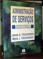 Administração De Serviços - James Fitzsimmons - 2ª Edição