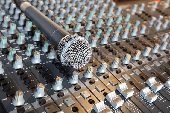 3dvd´s Mesa De Som, Microfones, Periféricos- Envio Gratuito!