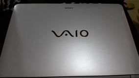 Sony Vaio I5 Branco