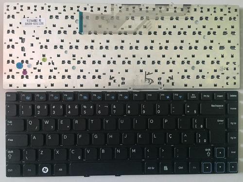 Teclado Samsung Np300e4a Np300 E4a 300e Series Original Ç