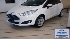 Ford Fiesta Kinetic Se 1.6 5 Puertas 0km Nafta 2017 (sb)