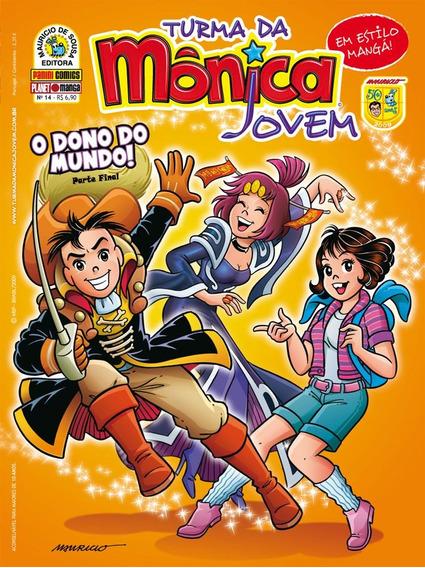 Revista Turma Da Mônica Jovem 14