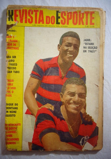 Revista Do Esporte Flamengo N° 78 Setembro 1960