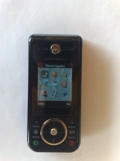 Motorola Zn200 Preto Gsm C/ Câmera De 2mp Anatel