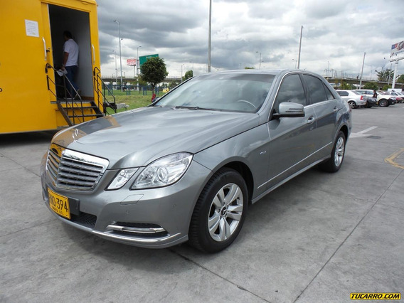 Mercedes Benz Clase E -200 Up Grade