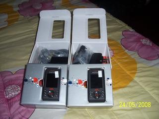 Pedido Sony Ericsson W580 Libre De Fabrica