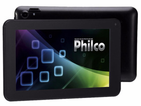 Tablet Philco (tela Trincada Por Dentro)