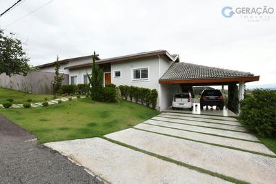 Casa Residencial À Venda, Parque Mirante Do Vale, Jacareí - Ca1046. - Ca1046