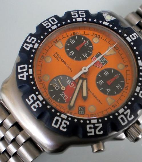 Relógio Tag Heuer Formula 1 - Impecável & Raro