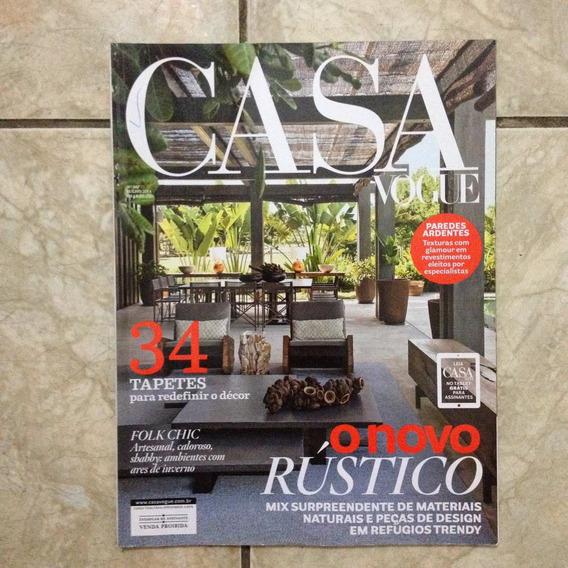 Revista Casa Vogue 347 7.2014 34 Tapetes - Novo Rústico C2