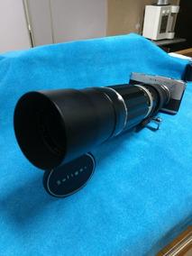 Lente Tele Para Olympus Pen F - 400mm (somente A Tele)