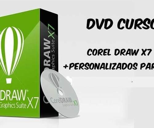 Essencial Corel Draw X7 Video Aulas + Personalizados 2019