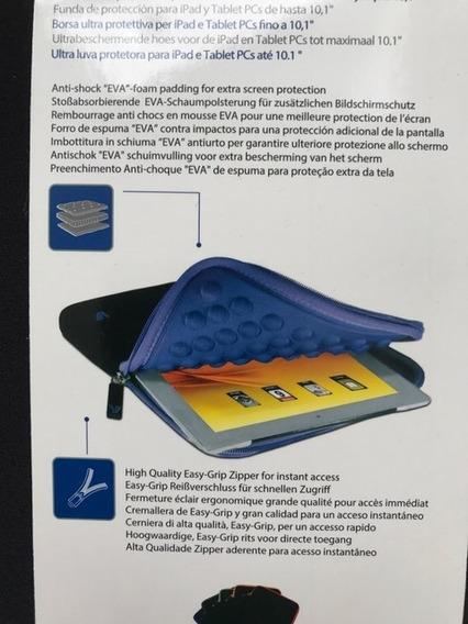 Capa Para iPad, Tablet E Netbook De 10.1, Ultra Proteção!!!
