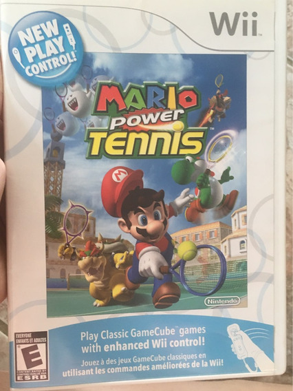 Mario Power Tennis - Nintendo Wii