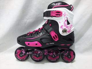 Patines Free Skate Profesionales Para Dama +regalo