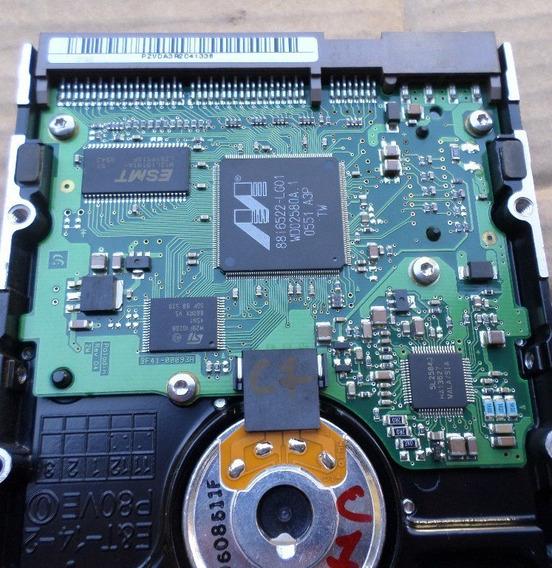 So A Placa Logica Hd Samsung Sp0802n - 80 Gb Palo