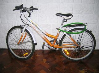 Bicicleta Aurora Con Cambios