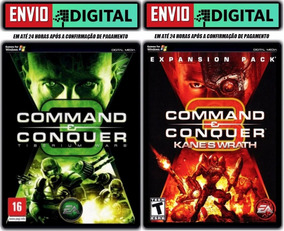 Command & Conquer 3 + Kane