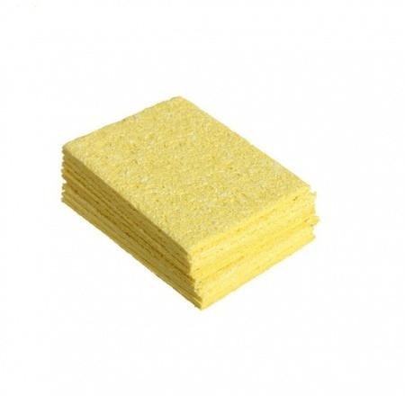 Esponja De Limpeza Vegetal P/ Ferro De Solda Hikari