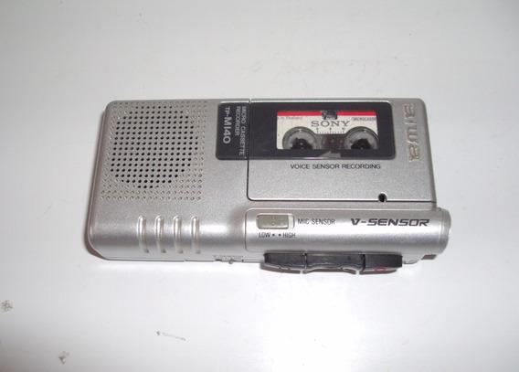 Micro Cassette Aiwa No.tp-m140 (com Defeiro)