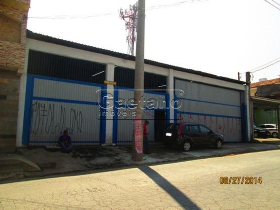 Galpao Industrial - Cidade Jardim Cumbica - Ref: 16063 - V-16063