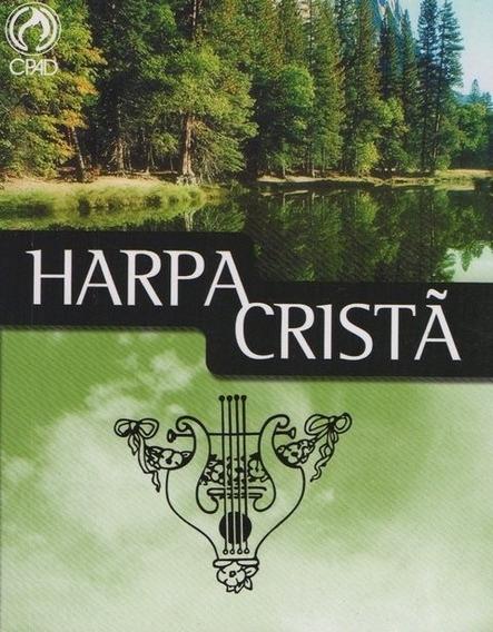 Harpa Cristã - Cpad - Letra Grande