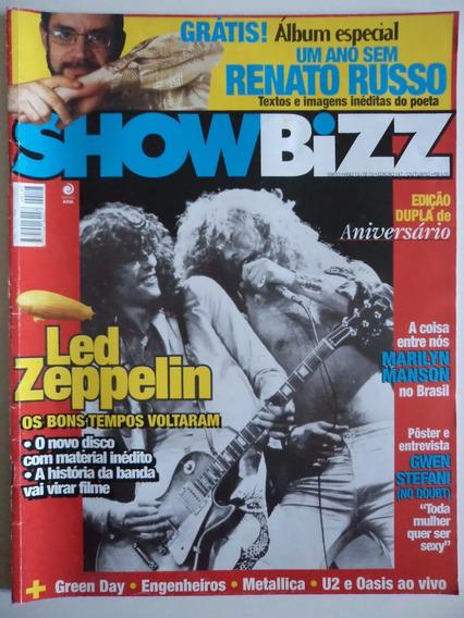 Revista Showbizz Ano 13 - N 10