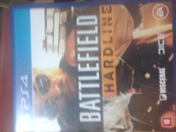 Battlefild Hardline Ps4