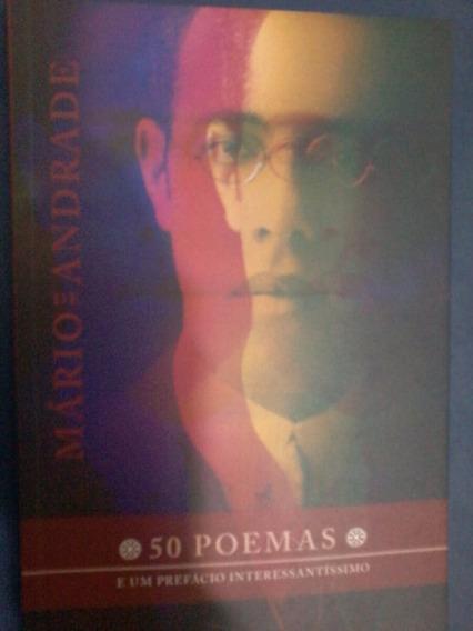 Mario De Andrade 50 Poemas