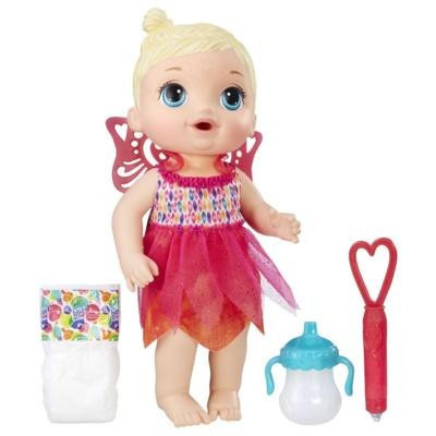 Boneca Baby Alive Hora Da Festa Loira Hasbro B9723 11979